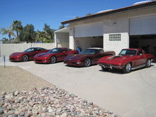 My 4 favorite cars.........today!!