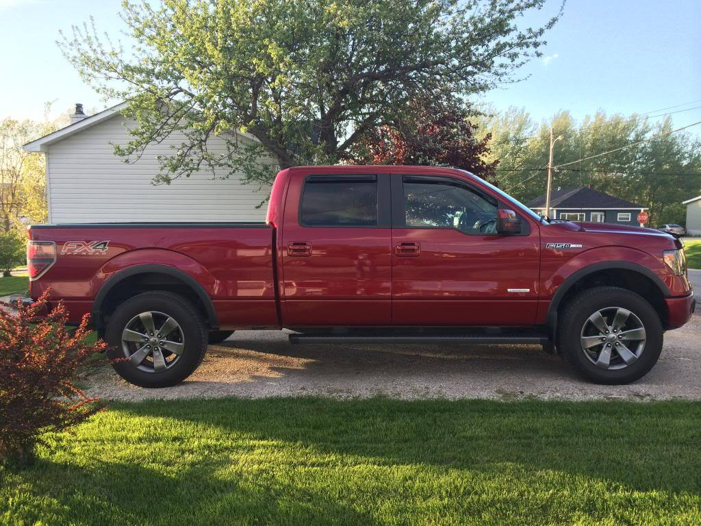 Ford F150 Bed Size >> 275/65r20??? - Page 4 - Ford F150 Forum - Community of Ford Truck Fans