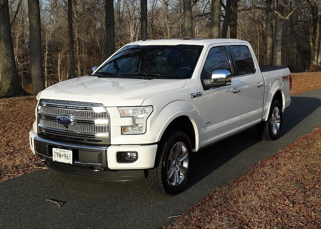 Washed and Leveled Ford F150 Forum munity of