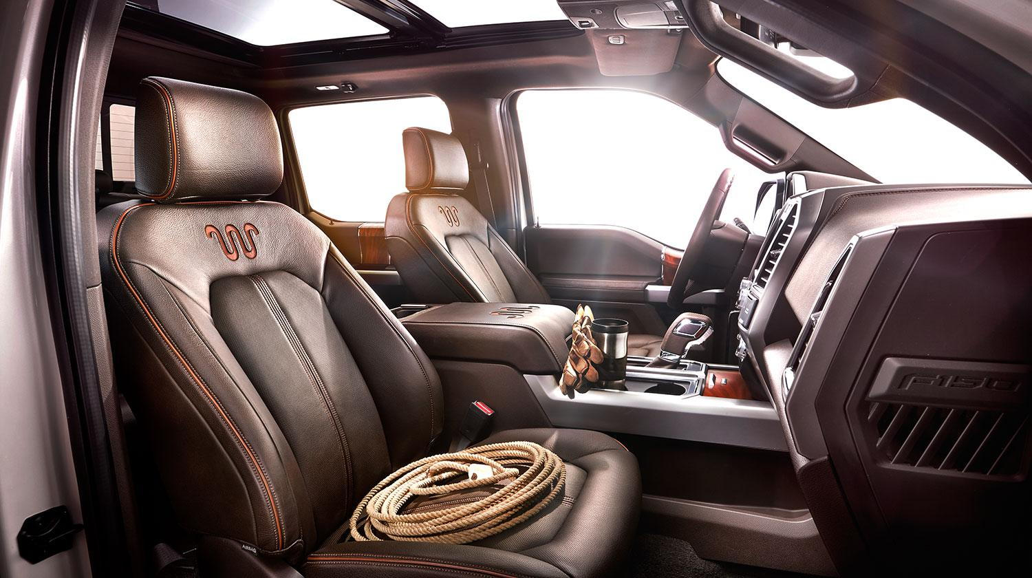 2015 King Ranch Interior Color Page 2 Ford F150 Forum Community Of Ford Truck Fans