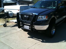 Keep the ranch hand grill guard or not