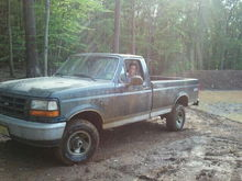 before tires and level