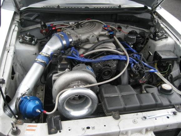 1998 Mustang Gt 4.6 build