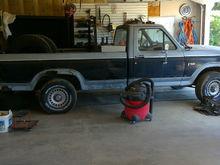 Thunder Truck Build
