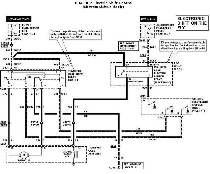 4x4 Wiring Diagram - Ford F150 Forum