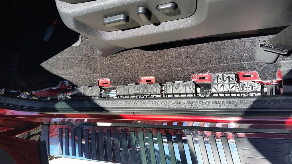 2015 F350 Super Duty Jl Audio Aftermarket Stereo Installation