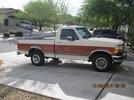 95 Ford F150 XLT