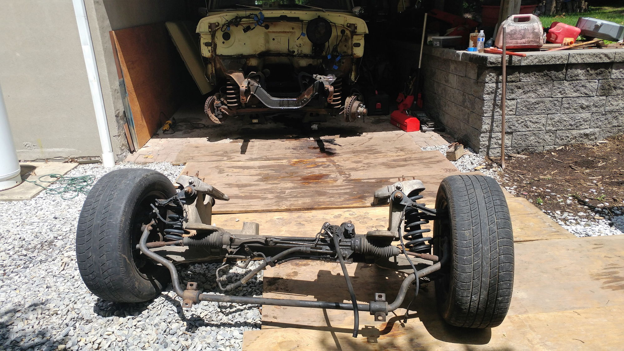 1974 f100 crown vic swap - Ford Truck Enthusiasts Forums