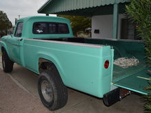 1964 Ford 4X4