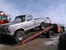 Finally a flatbed!