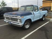 Lil' Blue - 1973 F100