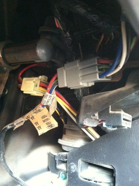 2001 F-150 Trailer Brake Controller Installation