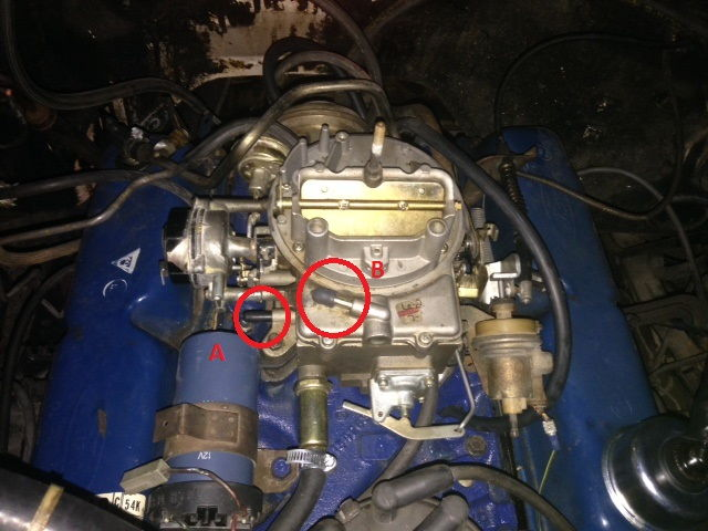1980 F-150 Custom 320 V8 Windsor - Where To Start