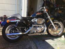 My '99 883...Wot a great bike.