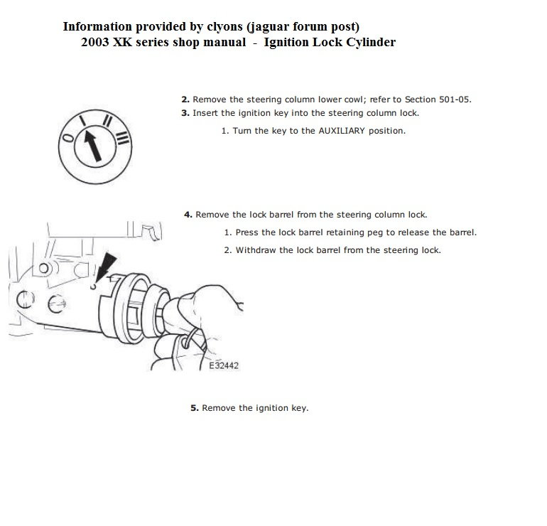 Details about  /For 1998-2003 Jaguar XJ8 Ignition Switch Genuine 13862GP 2002 1999 2000 2001