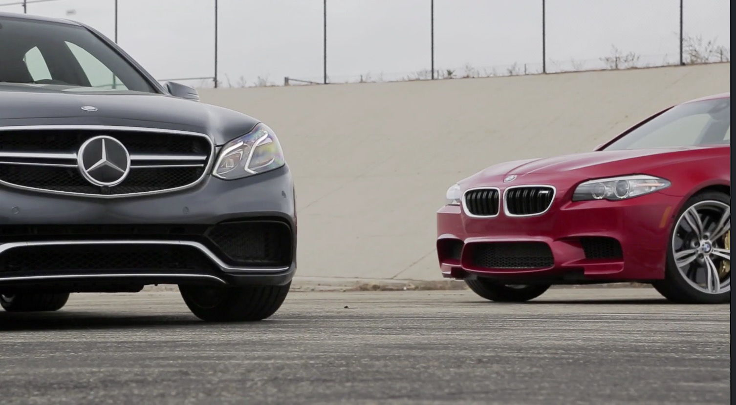 2014 bmw m5 competition vs 2014 mercedes benz e63s amg for Mercedes benz net worth 2017