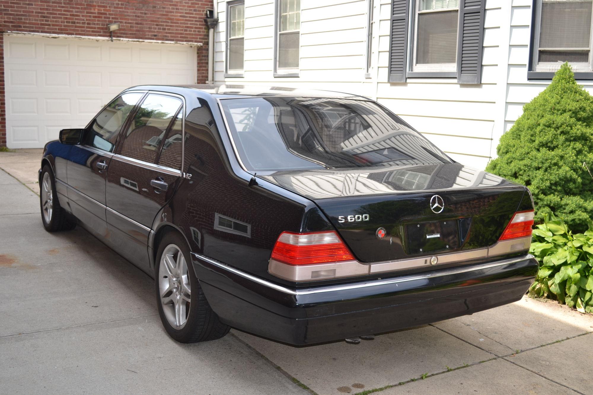 Mercedes s 600 киев 7500$