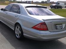 MY 2005 S430 W220