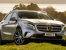 2015 Mercedes GLA-250