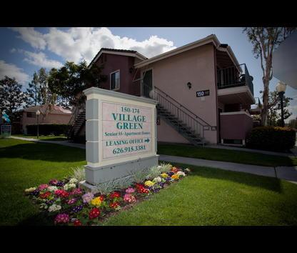 Village Green Senior Apartments Covina Ca