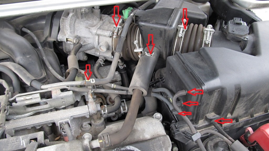 LexusRXAccessIntake 2 29998 lexus es rx how to replace ignition coils clublexus Induction Heating Wire at reclaimingppi.co
