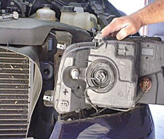 Image Result For Ford F Headlight Replacement