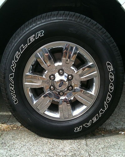 Ford F250 Rims >> Ford F250 Tires General Information and Specs - Ford-Trucks