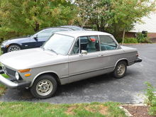 Brought this little guy home in October.  It is a 1975 2002.  Restoring this car will be my winter project.