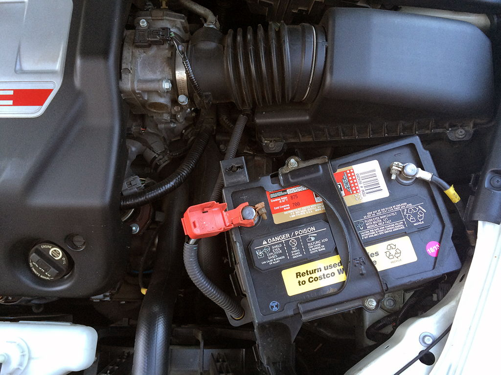 Car Battery Cover For Cold Weather