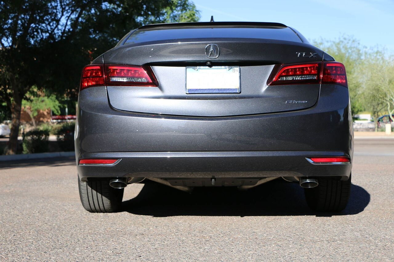 XLR8 2015+ TLX AWD 3.5 Exhaust & J-Pipe Release ...