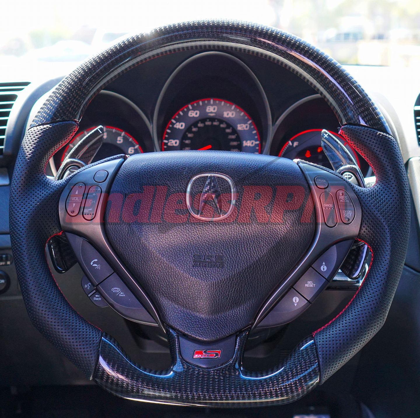 07-08 TYPE-S ONLY! Paddle Shifters