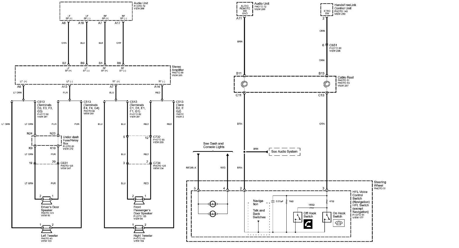 Diagram Besides Steering Wheel Radio Control Wiring Diagrams On