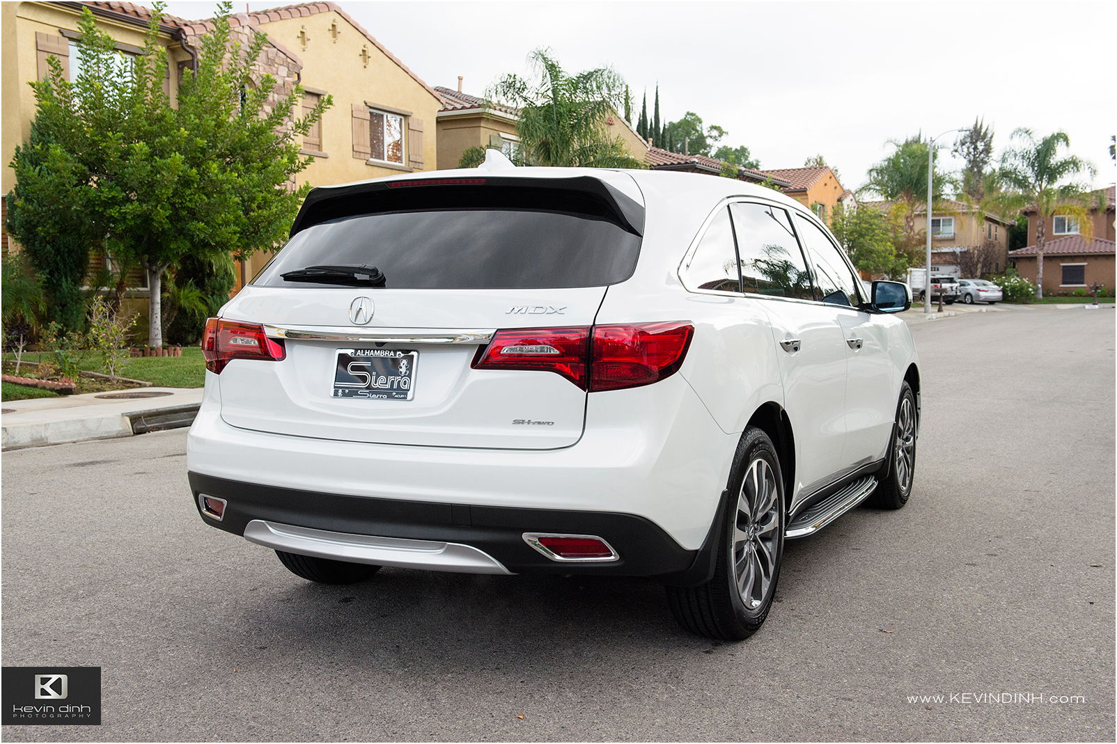 2015 white acura mdx tech pkg photos - AcuraZine - Acura Enthusiast Community