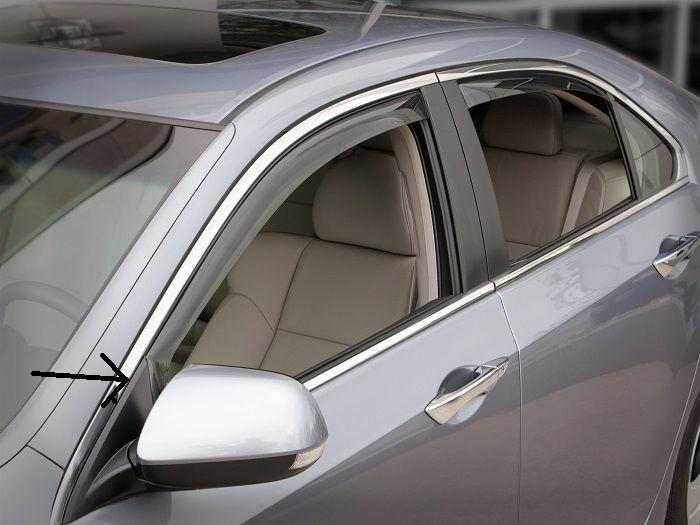 2004 acura tsx vent visor manual product user guide instruction u2022 rh testdpc co 2008 Acura TSX 2003 Acura TSX