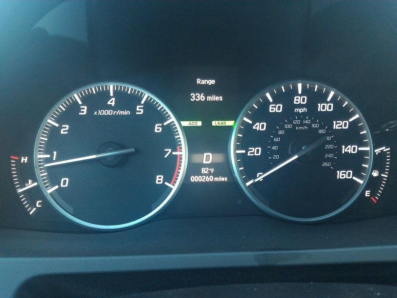 2016 Acura RDX Gas Mileage - AcuraZine - Acura Enthusiast ...