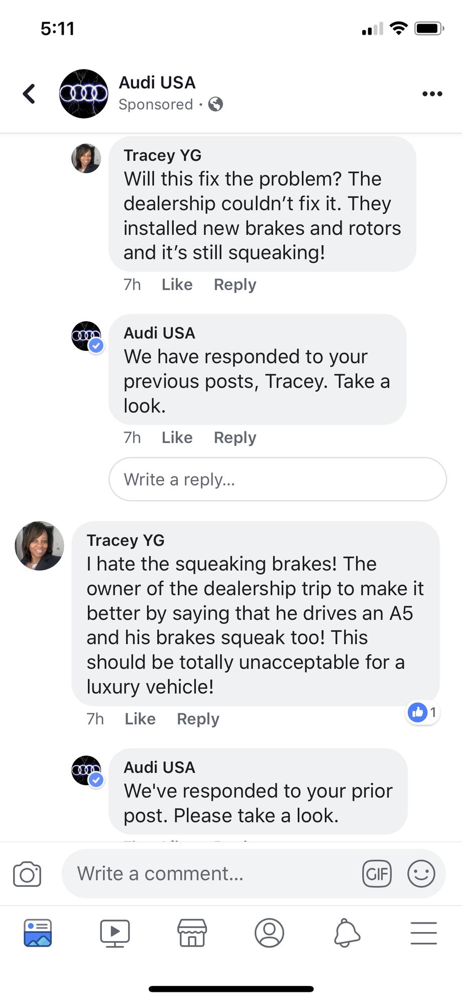 brake squealing - AcuraZine - Acura Enthusiast Community