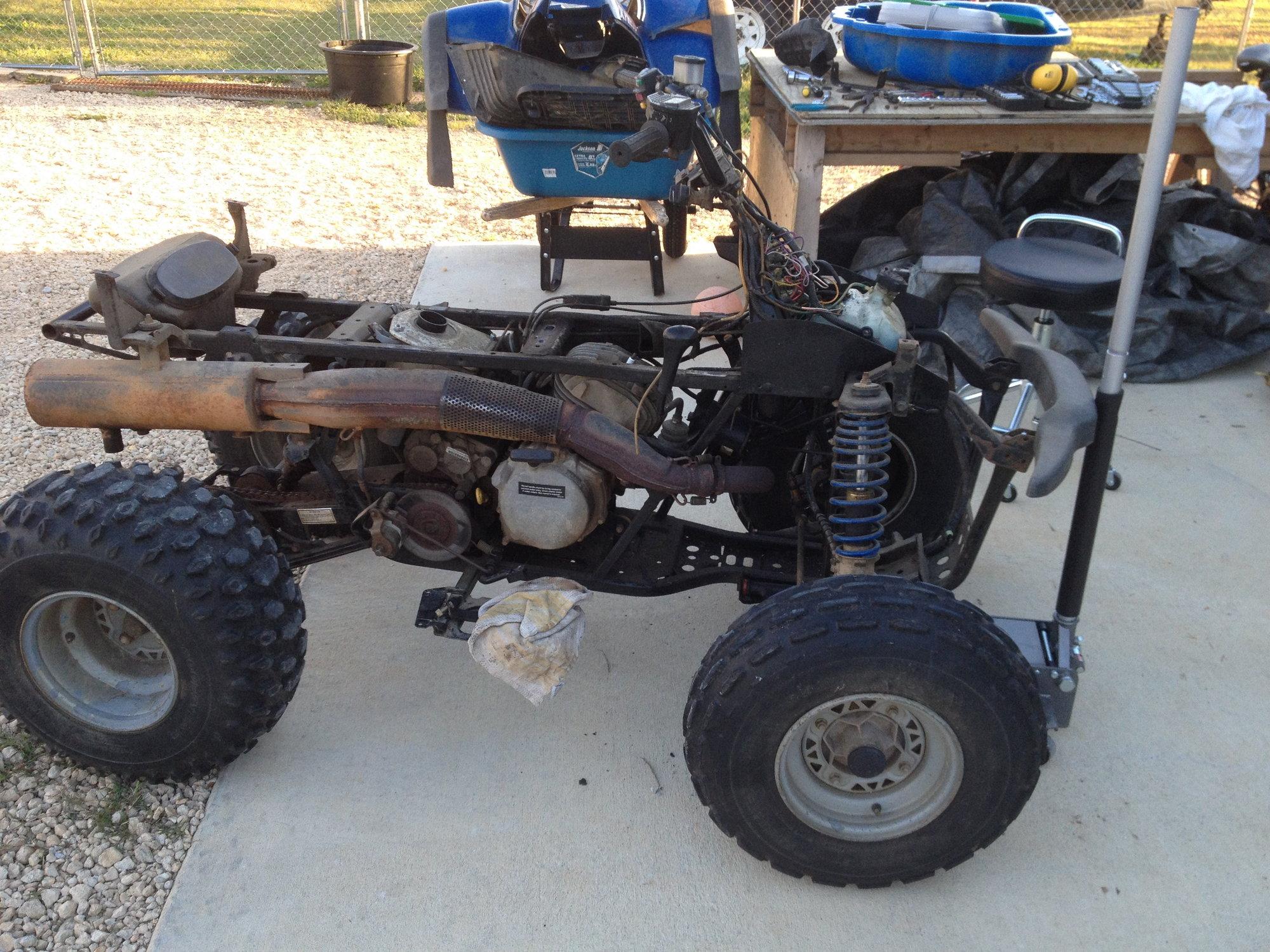 Reverse Override Info for Kodiak 400 - ATVConnection com ATV