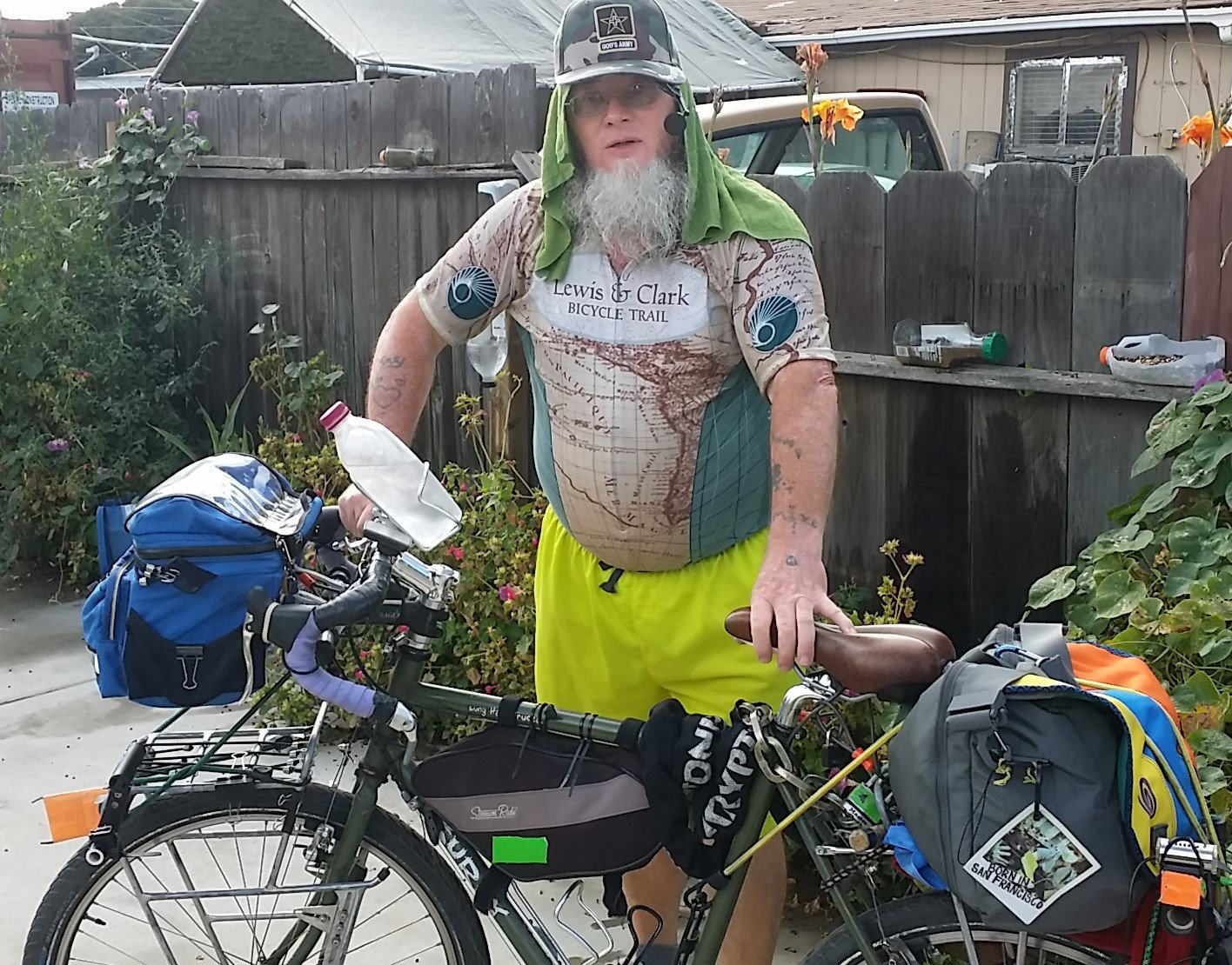 Who exactly are Bike Forums members  Post pics of you and your bike ... ccb9cb0f0
