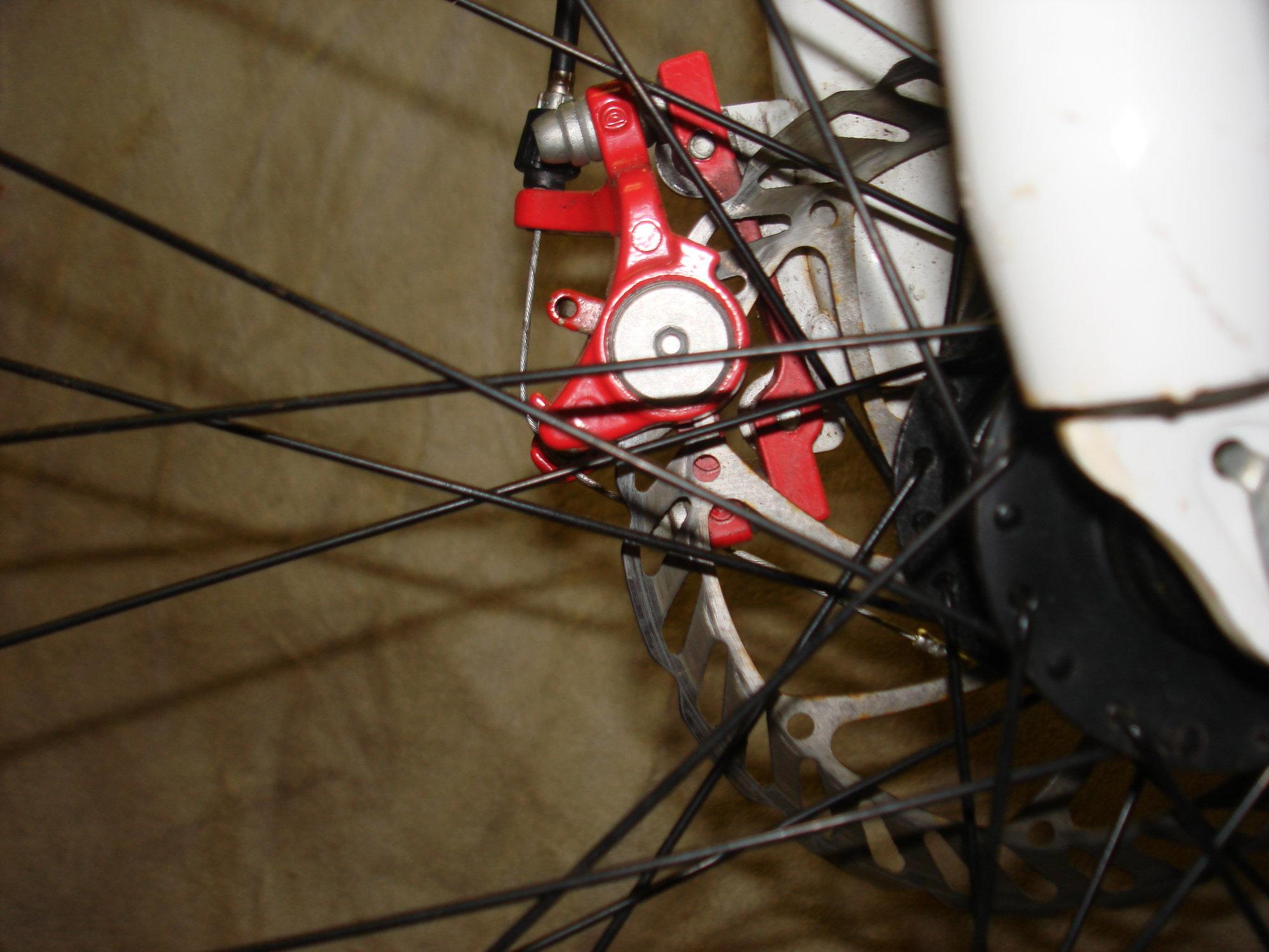 Adjusting No Name Peak Disc Brake Caliper Bike Forums