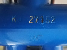 """FSN: KJ 27152 I think this decodes as: K = U.S. market J = 0  (Frame manufactured in 1980, by Kawamura, I presume...?)  P.S.  What does the stylized """"M"""" (Or """"W"""", if inverted) mean?"""