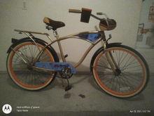My Panama Jack PEACE TEA Bike