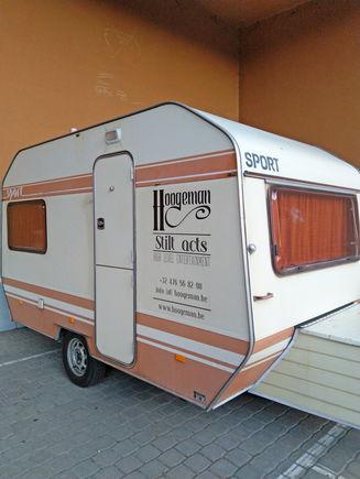 my oldie trailer