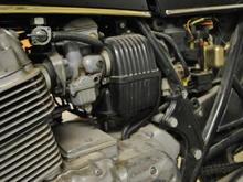 engine/ airbox