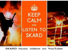 SKARD rock band ~ SKARD music videos on YouTube ~