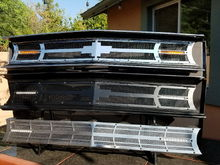 These Grilles are also available from Restoration Performance Center in Tempe Arizona.