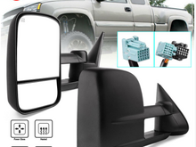 Heated tow mirrors for Avalanche