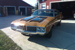 1970 Oldsmobile 442 W30 Nugget gold