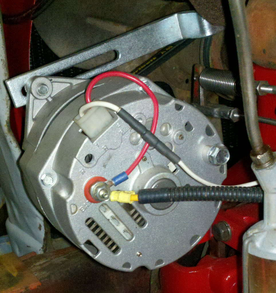 10dn To 12si Alternator Conversion
