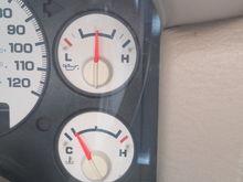 Thermostat mod 160deg
