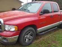 Dodge truck 1500 5.9 gas
